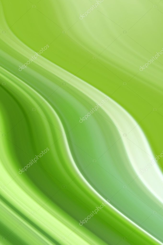 Abstract blurred green lava background — Stock Photo #1858719