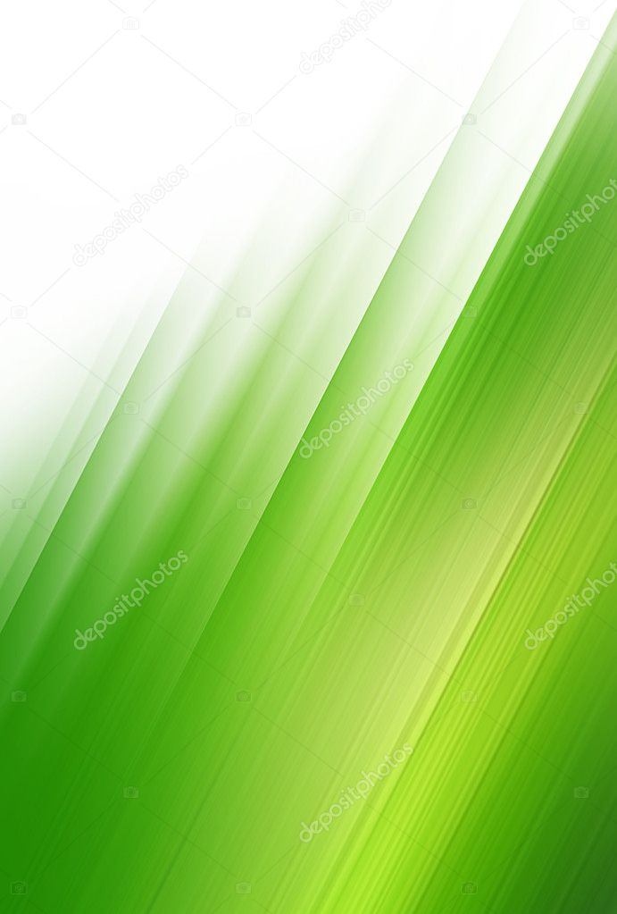 Bbstract green wind background. Space for text isolated on solid color — Stockfoto #1926742