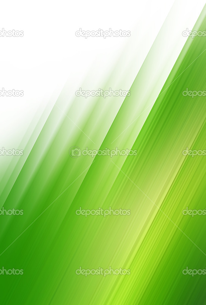 Bbstract green wind background. Space for text isolated on solid color — Lizenzfreies Foto #1926742