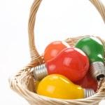 Easter bulbs-eggs — Stock Photo #1983381