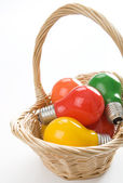 Bulbos-huevos de pascua — Foto de Stock