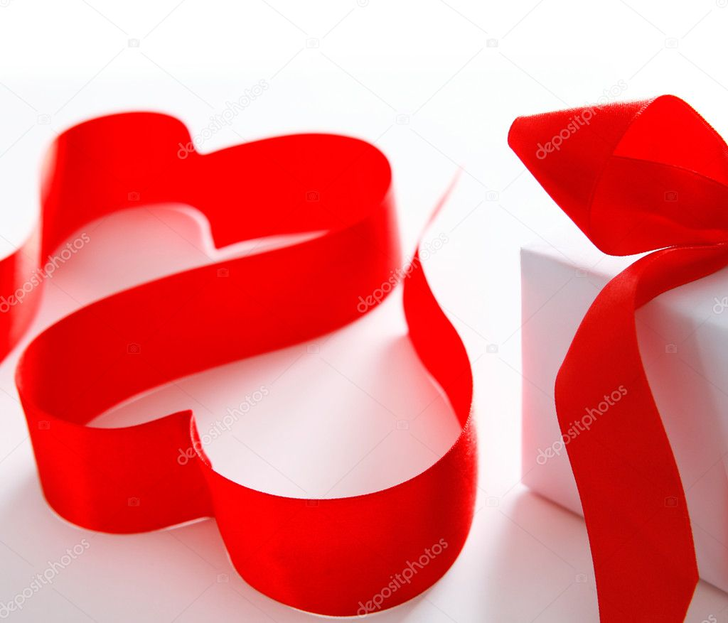Stylized valentine hearts  — Stock Photo #1982311
