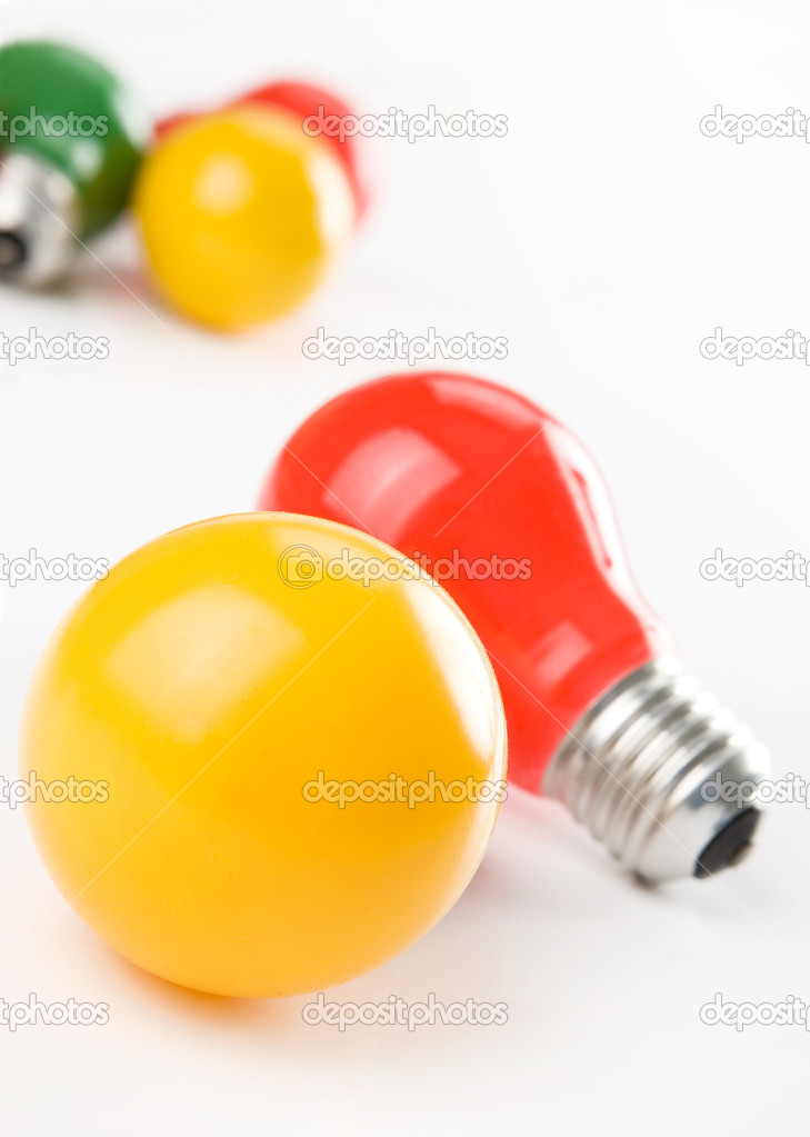 Bulbs — Stock Photo #1983087