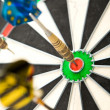 Dart board — Stockfoto #2101642