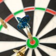Dart board — Stockfoto #2102843