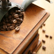 Coffee grinder — Stock Photo #2103833