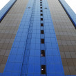 Blue skyscraper — Stock Photo #1782406