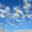 Stock Photo: Cloud and sky