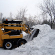 Snow removal operation� — Stock Photo #1787101