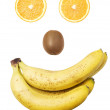 Fruit face — Stock Photo #1788548