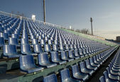 Empty stadium — Stock Photo