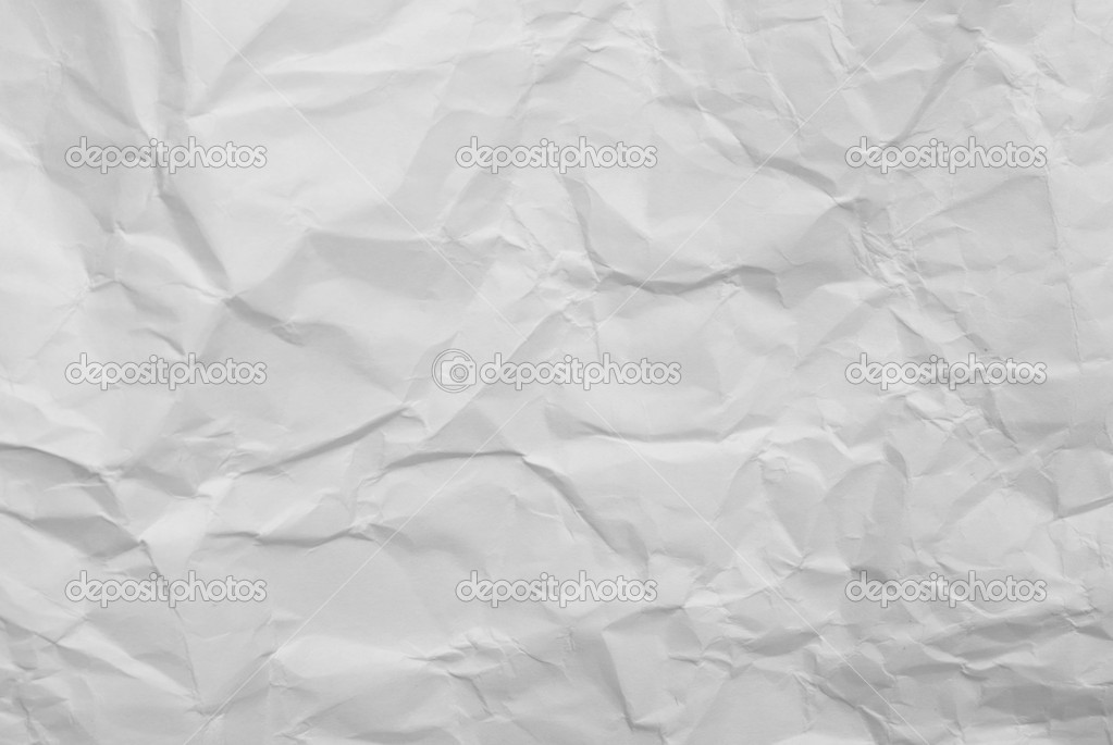 Wrinkled paper background, paper background — Stock Photo #1787442