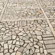 Royalty-Free Stock Photo: Cobblestone pavement