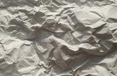 Papier froissé — Photo