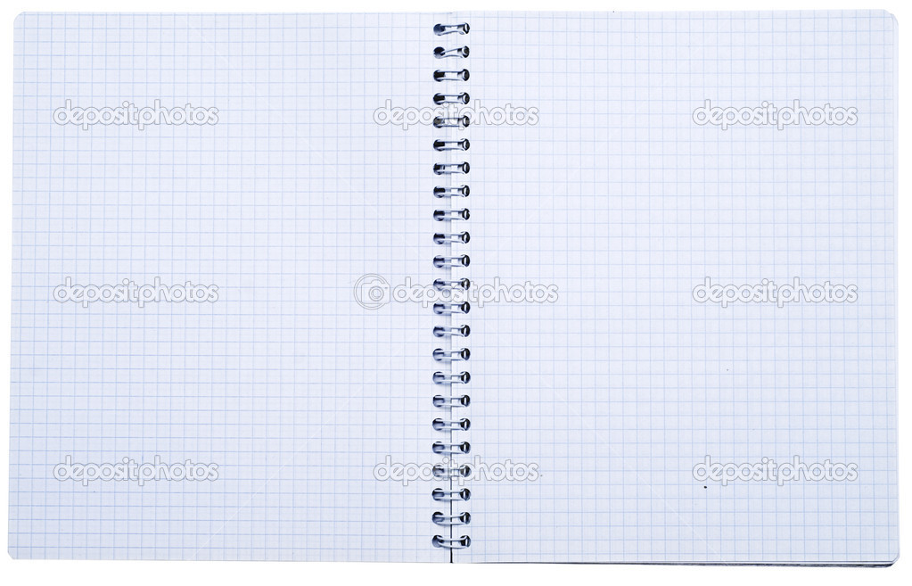 Open Spiral Notebook Open spiral notebook �...
