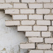 Old brick wall — Stock Photo #1803273