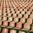 Pink seats — Stock Photo #1804409