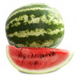 Royalty-Free Stock Photo: Ripe watermelon