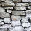 Stone wall — Stock Photo #1821346