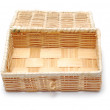 Woven box — Stock Photo