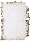 Stained paper — Stock Photo