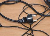 Electrical plug — Stock Photo
