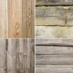 vieilles planches en bois — Photo #1868388