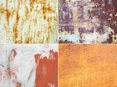 Rusty metallic surfaces — Stock Photo