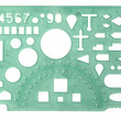 Plastic ruler - 