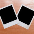 Stock Photo: Photo frames