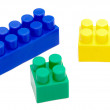 Stock Photo: Toy block