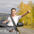 Happy driver — Stock Photo #1883425