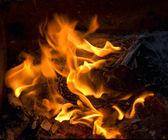 Burning — Stock Photo