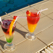 Two cocktails — Stock Photo #2470889