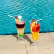 Two cocktails — Stock Photo #2564582