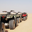 Quad bike — Stock Photo #2590287