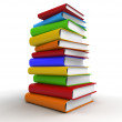 Stack of Books - Stockfoto
