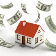 Royalty-Free Stock Photo: House Finance