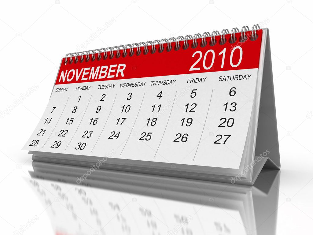 Calendar year 2010 image — Stock Photo #1859116