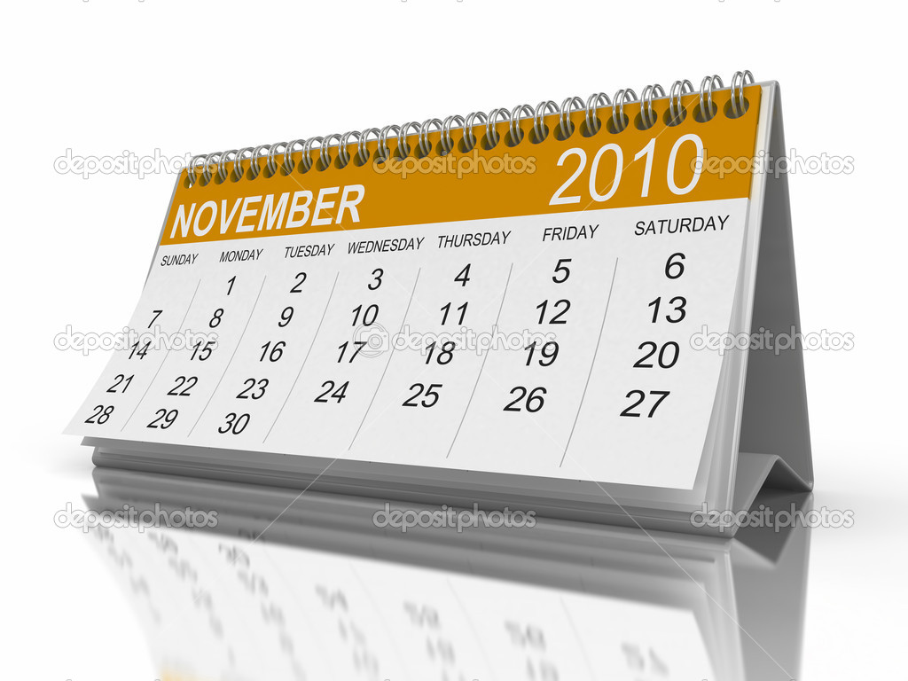 Calendar year 2010 image — Stock Photo #1859182