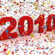 Royalty-Free Stock Photo: Happy New Year 2010