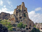 Housing Cappadocia — Stock Photo
