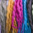 Yarn texture — Stock Photo