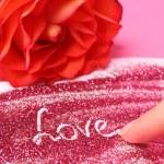 Любовь — Стоковое фото