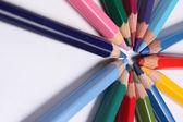 Colored — Stockfoto