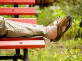 Отдых — Стоковое фото
