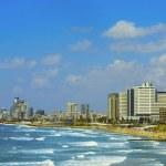 Tel Aviv Beach — Stock Photo #1802087