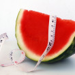 Royalty-Free Stock Photo: A piece of watermelon