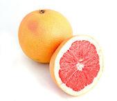 Sectie van grapefruit — Stockfoto