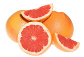 Fresh grapefruits — Stock Photo